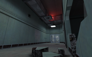 Black Mesa after the incident.